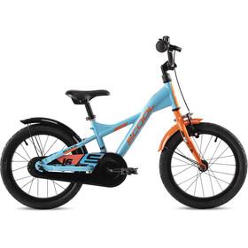 s'cool XXlite steel 16 Enfant, petrol/orange